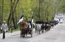 Ratsapaarad Tallinnas. Foto: Ago Ruus