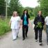 Külalised: Marianna Myllymäki, Susanna Särkijärvi, Irina Herzen ja Markku Saastamoinen.